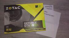 Zotac NVIDIA GeForce GTX 1080 ti Founders Edition 11gb GDDR 5x con embalaje original + factura