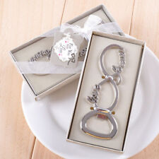1PCS Wedding Party Gifts Love Forever Infinity Bottle Opener For Her FOR Him