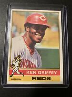 1976 Topps #128 Ken Griffey Cincinnati Reds Baseball Card