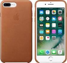 Apple MMYF2ZM/A Backcover für iPhone 7 Plus Echtleder/Kunststoff - Sattelbraun