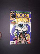 Moon Knight 1 Raw 9.6 Bronze Age Marvel Key Comic I.G.K.C. L@@K
