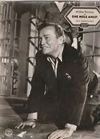 EINE MEILE ANGST altes Aushangfoto AHF FSK-Nr. 31 Mickey Rooney Portrait