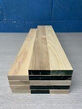 Ash TImber - Natural Wood- Offcuts - Hardwood 14 Pieces 58mm X 18mm X 500mm long