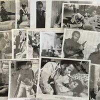 Vintage Photos Movie Still Hell Up In Harlem 1973 Fred Williamson Blaxploitation