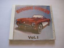 CD - VA - Explosive Doowops Vol. 1