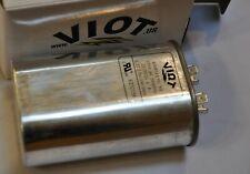 Hvac Compressor Blower Fan Workshop Motor Start Run Capacitor Replacement 40 Ufd