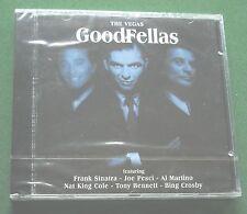 The Vegas Goodfellas Frank Sinatra Al Martino Joe Pesci + New Sealed CD