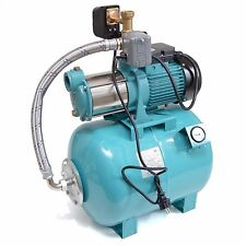 Hauswasserwerk 50 Liter 5-stufige Pumpe MHi1300 6000l/h Trockenlaufschutz SK-13