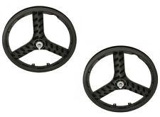 "20"" BMX MAG Plastic 3 spokes Front & Rear Freewheel wheel"