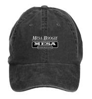 Mesa Boogie Logo Men's Cotton Washed Baseball Cap Adjustable Hats