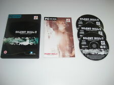 SILENT HILL 2 Pc Cd Rom DIRECTOR'S CUT - FAST SECURE POST