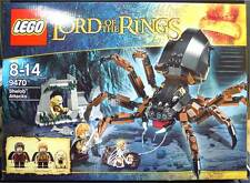 LEGO THE LORD OF THE RINGS 9470 Shelob Attacks