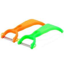 1x Kitchen Tools Helper Vegetable Fruit Peeler Parer Julienne Cutter Slicer JL