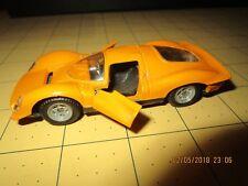Politoys Export Ferrari P.4 #574 1/43 Yellow