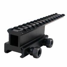 14Slots Extend 20mm Picatinny Weaver Rail Riser Base Scope Mount for Rifle Sight