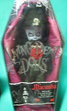 "Living Dead Dolls Macumba-10""-2000-Mip"