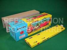 Corgi. #1130 Chipperfield's Circus Horse Transporter - Reproduction Box by DRRB