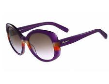 f679c72b5646 Salvatore Ferragamo Sf793s 506 54mm Violet Orange   Brown Sunglasses