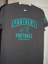 NFL Team Apparel Panthers Football T-Shirt Size Small