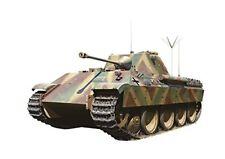 Jm2140425dragon D6821 Pz.beop.wg.v.panther mit 5 cm Kwk.39 Kit 1 35 Modellino
