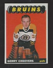 Gerry Cheevers - Rookie Card Design Fridge Magnet - Bruins