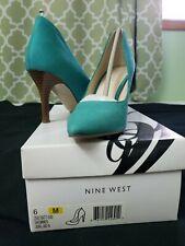 Nine West Jade Leather Pumps Size 6 Unworn!!!
