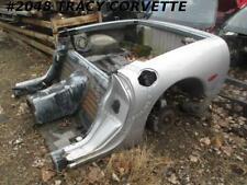 1997-2004 Corvette Coupe Rear Clip Shell w/Floor Frame Section Rear Axle C5