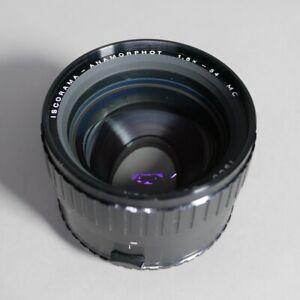 ISCO ISCORAMA ANAMORPHOT 1.5x 54 MC Cinemascope lens RARE NEAR MINT