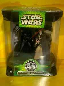 Star Wars - Silver Anniversary - Obi-Wan Kenobi and Darth Vader Final Duel
