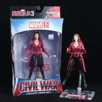 Marvel Scarlet Witch Avengers Infinity War Action Figure Toy Collection Gift