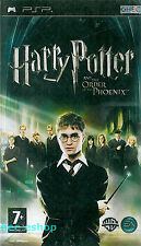 Harry Potter and the Order of the Phoenix Sony PSP 7+ Action Adventure Game