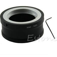 Mount Adapter Lens M42 Screw Lens for SONY NEX E Mount Camera NEX-3 NEX-5