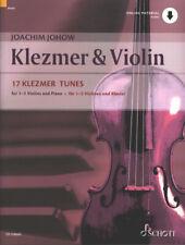 Klezmer & Violin (2019, Taschenbuch)