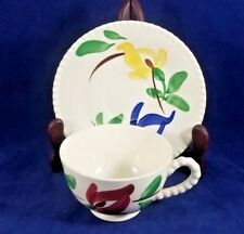 Blue Ridge CARNIVAL Cup & Saucer 2 3/8""