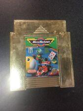 Micro Machines (Nintendo Entertainment System, 1991) - Excellent - NES Game C58