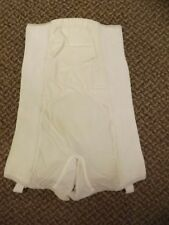 Rubber Vtg 50s 60s NEW High Waist Long Leg Shaper Girdle Garter Panties S 25/26