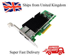 Intel X540-T2 PCI Express 10Gb Ethernet Converged Network Adapter Dual RJ45 Port