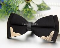 Tuxedo Bowknot Men's Noble Adjustable Wedding Party Bowtie Bow Tie British Style