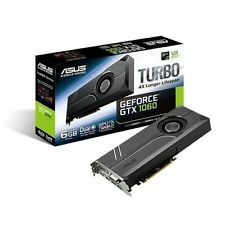 ASUS GeForce GTX 1060 Turbo 6gb Video Card- USED