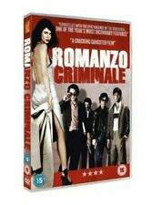 Romanzo Criminale - Michele Placido - DVD - Italian & English Subtitles - VGC