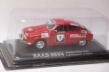 ALTAYA SAAB 96V4 #8 SWEDEN RALLY 1972 1:43
