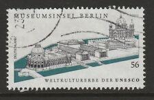 Germany 2002 UNESCO World Heritage Site Museum Island Berlin SG 3129 FU