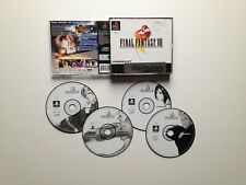 Final Fantasy VIII / 8  (PAL, CB) - Sony PlayStation 1 / PS1 / PSX