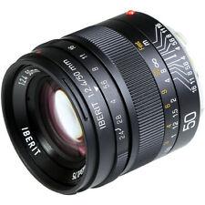 Brand New KIPON Iberit 50mm f/2.4 Lens for FUJI X