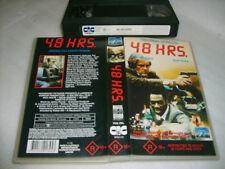 *48 HRS - (Nick Nolte/Eddie Murphy)* Australian VHS as new!