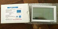 "Lot Of 5)  Ameristar 5 1/2""Soft Touch Digital Thermostat Program 5-1-1/7 Day"