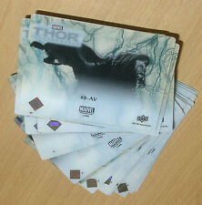 2013 Marvel Upper Deck THOR 2 Dark World AETHER 21-card lot