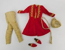 Vintage Ken Arabian Nights Outfit #774 Mattel Little Theatre 1960's Black Label