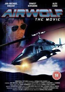 AIRWOLF: THE MOVIE (1984) Region 4 [DVD] Jan-Michael Vincent Ernest Borgnine