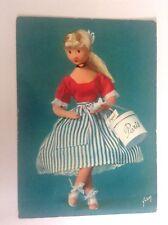 CP carte postale amoureux de Peynet N° 1